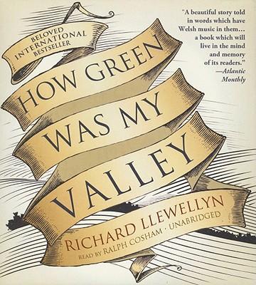 [CD] How Green Was My Valley By Llewellyn, Richard/ Cosham, Ralph (NRT)